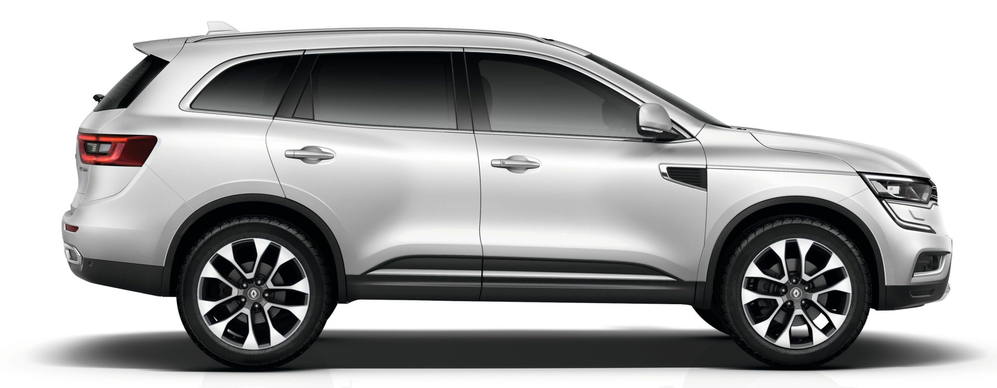 hight resolution of renault koleos