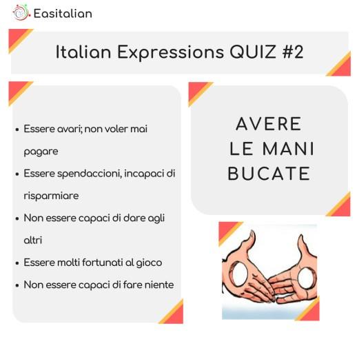 Italian Expression 2
