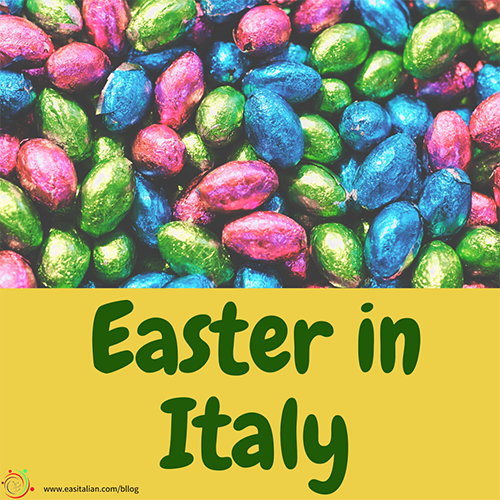 What is Pasqua in Italy?