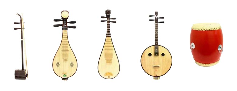 Chinese musical instruments for sale