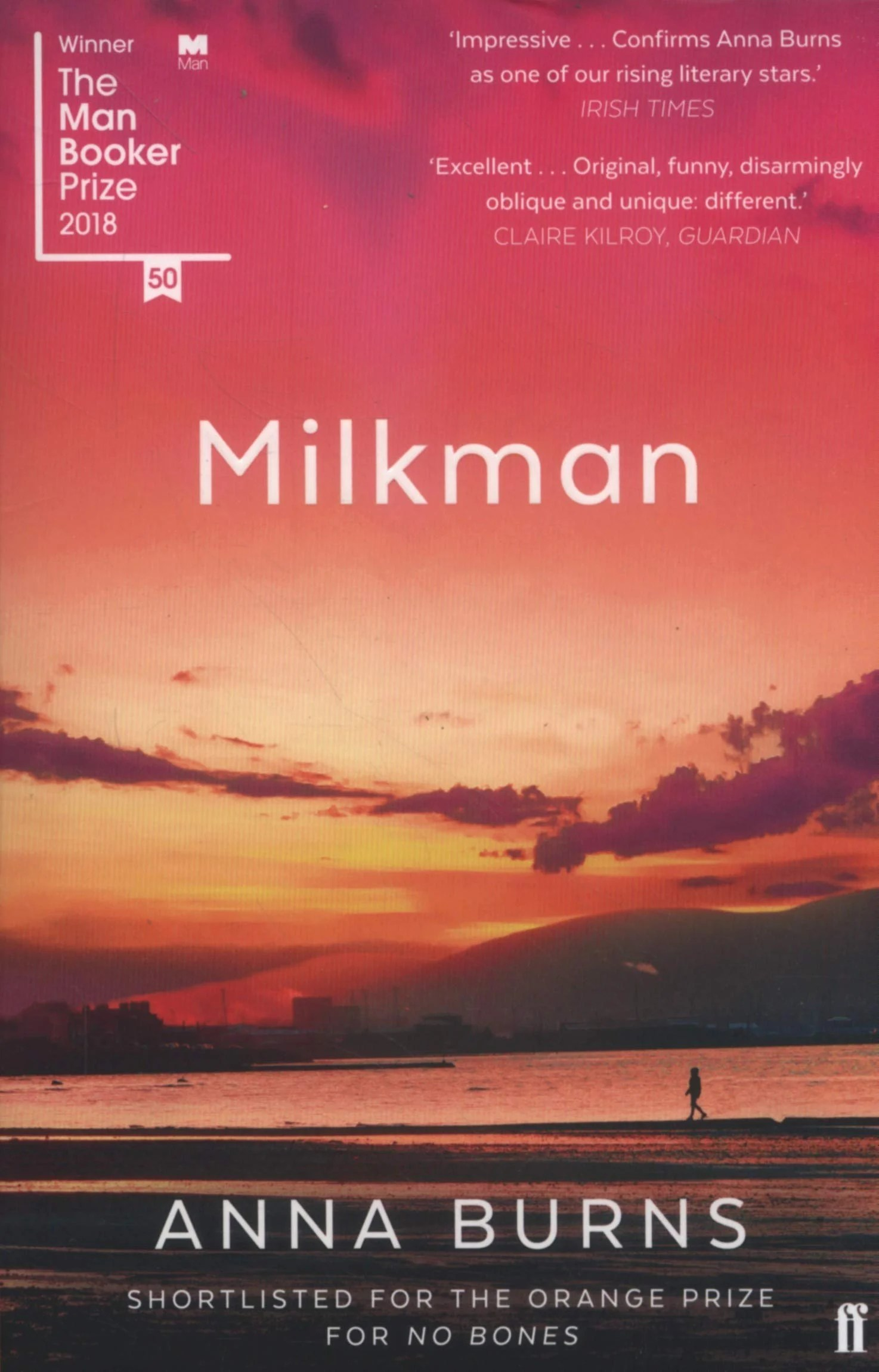 Milkman By Anna Burns Easons Com