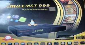 رسيفر QMAX 999 H6 مع احدث ملف قنوات بتاريخ اليوم 1-11-2016