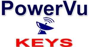 شفرات الباور فيو PowerVu Keys علي مختلف الاقمار بتاريخ اليوم 2016