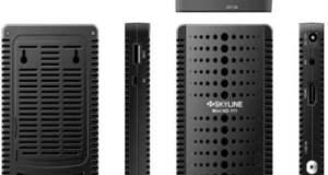 رسيفر SkyLine 111 Mini HD مع ملف قنوات عربي بتاريخ 7-1-2017