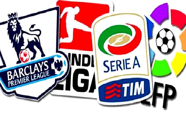 القنوات الناقلة لمباريات الدوري الانجليزي و الايطالي و الاسباني لموسم 2017-2018