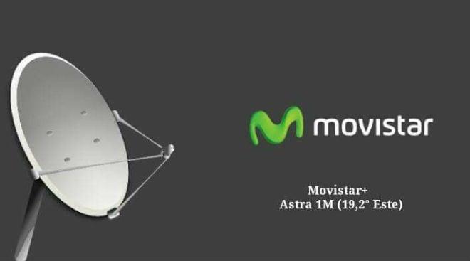 تردد الباقة الاسبانية +Movistar على قمر Astra 19.2°E