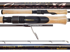 Megabass - Orochi X4 Spinning - F3-610X4S - AARON MARTENS LIMITED   Spinning   Fishing Rod   Eastackle