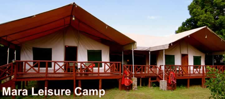 Mara Leisure Tented Camp