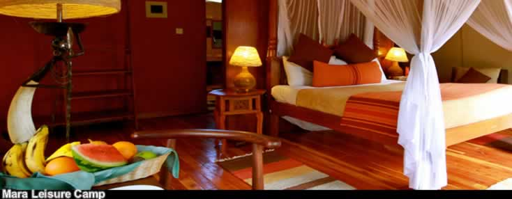 \mara Leisure  Luxury Tented Camp