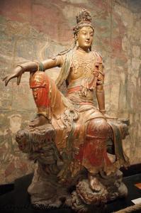 Seated Guanyin Bodhisattva
