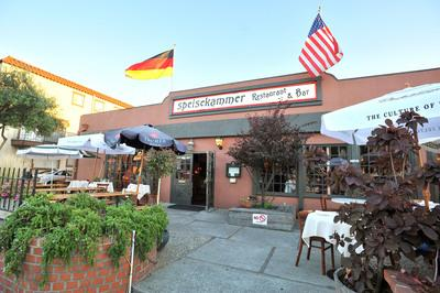 The Speisekammer restaurant located 2424 Lincoln Avenue in Alameda, Calif., on Wednesday, July 18, 2012. (Doug Duran/Staff)