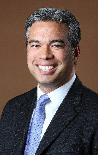 Rob Bonta, candidate running for the 18th Assembly District seat, is photographed at the Oakland Tribune in Oakland, Calif., on Friday, Oct. 12, 2012. (Laura A. Oda/Staff)