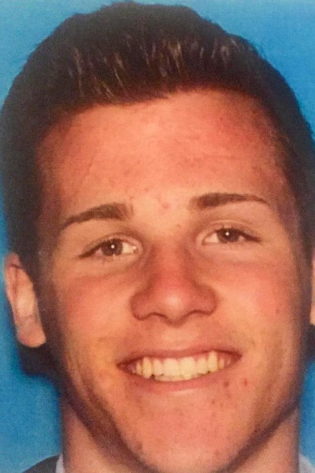 William Shultz, 18, of Discovery Bay