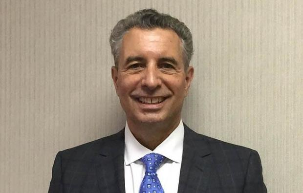 Rick Rubino, new superintendent at Pleasanton Unified School District.
