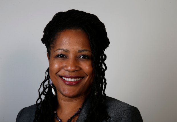 Oakland City Council District 3 candidate Lynette McElhaney is photographed in Oakland, Calif., on Thursday, Sept. 22, 2016. (Jane Tyska/Bay Area News Group)