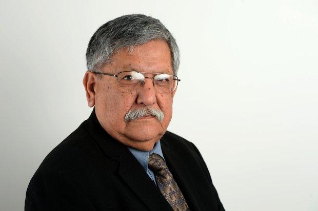 WCCUSD candidate Antonio Alvarez Medrano photographed in studio in Walnut Creek, Calif., on Wednesday, Oct. 5, 2016. (Dan Honda/Bay Area News Group)