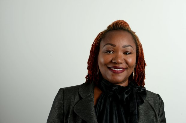 WCCUSD candidate Ayana Young photographed in studio in Walnut Creek, Calif., on Wednesday, Oct. 5, 2016. (Dan Honda/Bay Area News Group)