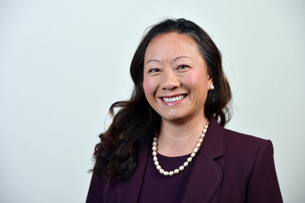 Kathy Chao Rothberg, candidate for San Pablo City Council, is photographed in Oakland, Calif., on Tuesday, Nov. 1, 2016. (Kristopher Skinner/Bay Area News Group)