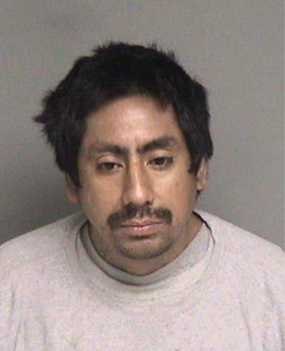 Mario Martinez, 38, of Union City (Union City Police Department)