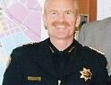 File photograph: Former Santa Clara Police Chief Kevin Kyle..