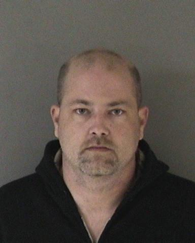 Ian Teager, 40, is suspected of sex acts with a minor. (San Leandro Police Department)