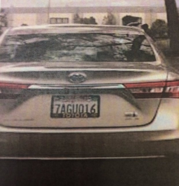 Pittsburg police shared this image of a car associated with Oscar Hernandez, a missing elder believed to be traveling to Roseville. Police are asking for the public's help in locating him Thursday, Dec. 29, 2016.
