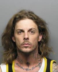 Joseph Malfitano, 34, was arrested on identity theft charges after a tipster noticed him from a post on the Nextdoor application.