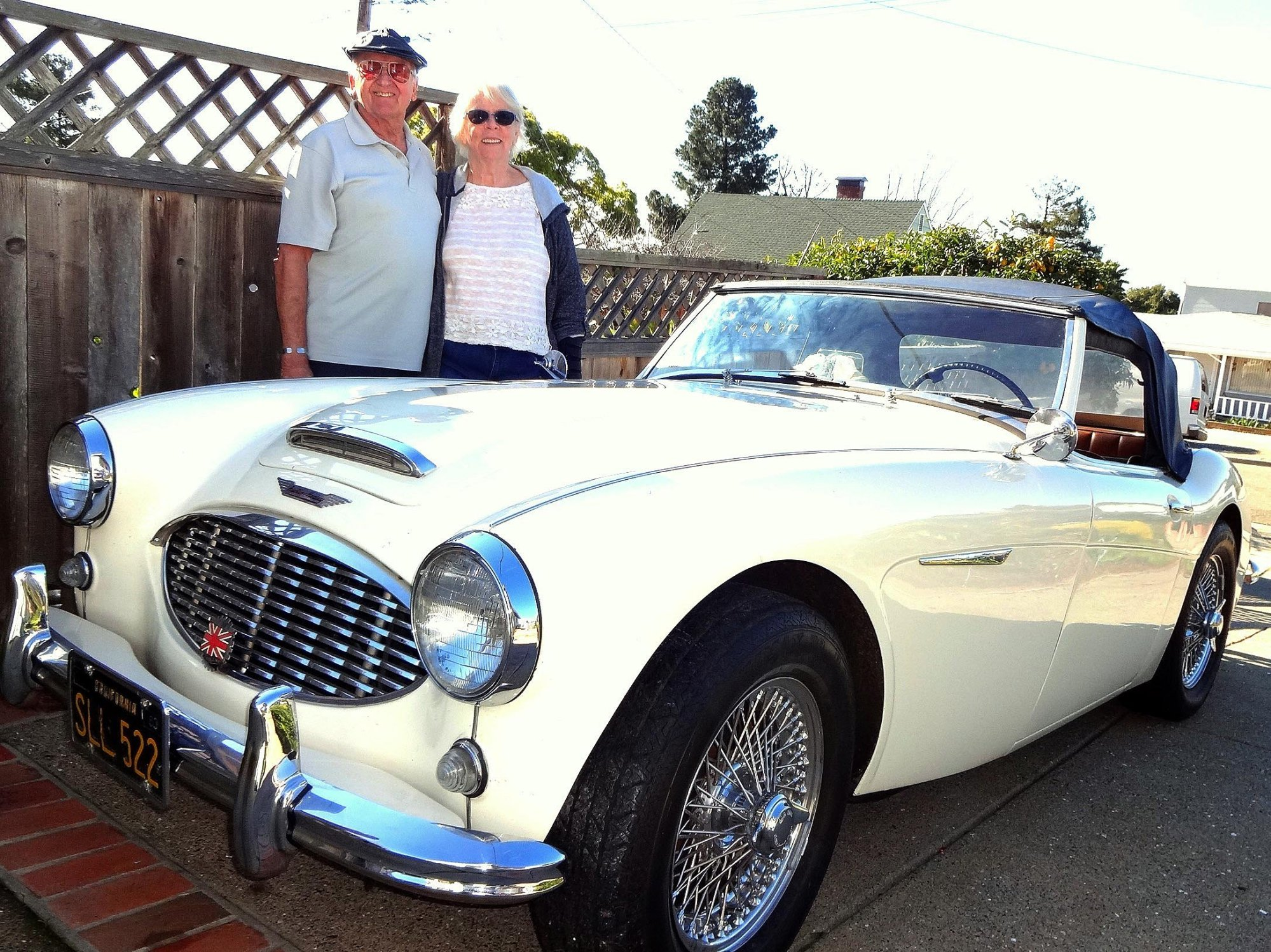 hight resolution of me car casual drive results in austin healey jpg 2172x1627 austin healey overdrive wiring diagram