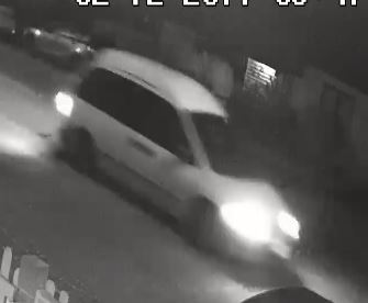 San Leandro police asked for the public's help with identifying a van and motorist connected to a fatal road-rage that happened around 9:45 p.m. Sunday on Marina Boulevard. (San Leandro Police Department)