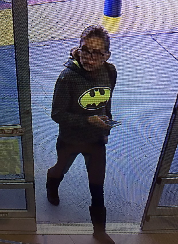 Union City police shared this image of a female suspect who used a silver Honda Accord coupe to intentionally strike several people in a Wal-Mart parking lot Sunday, March 19, 2017.