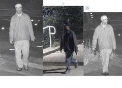 Police released an image of a suspected prowler seen in the Berkeley hills. (Berkeley Police Department)