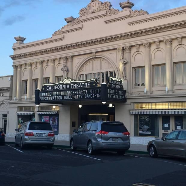 Pittsburg's California Theatre