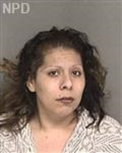 Newark police released this image Tuesday, May 30, 2017 of Priscilla Vasquez, 31, of Oakland, who was arrested Sunday evening at NewPark Mall on suspicion of possession of a stolen vehicle.