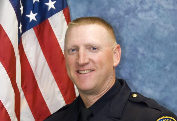 Hayward police Sgt. Scott Lunger was killed during a traffic stop on July 22, 2015. (Hayward Police Department)