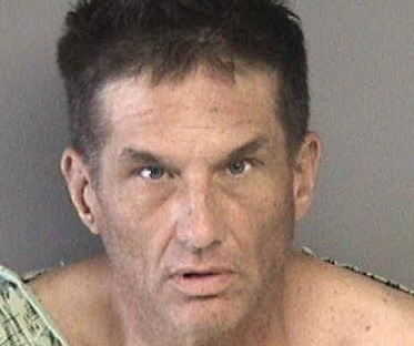 Scott Hagan is suspected of trying to run down a Livermore rancher on June 4. (Alameda County Sheriff)