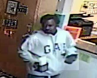 Oakland police shared this image Tuesday, August 8, 2017 of a suspect sought in connection with a July 31 robbery in the 2700 block of International Boulevard.