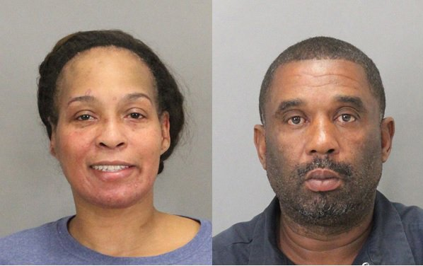 Marquita Kirk, 44, of Sunnyvale, and Rene Hunt, 54, of East Palo Alto, were arrested Tuesday on suspicion of helping inmates Tramel McClough and John Bivins escape from the Palo Alto courthouse the previous day. (Courtesy of the Santa Clara County Sheriff's Office)