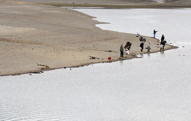 Sunol livermore winter hikes offer excuse to explore parks for Lake del valle fishing report