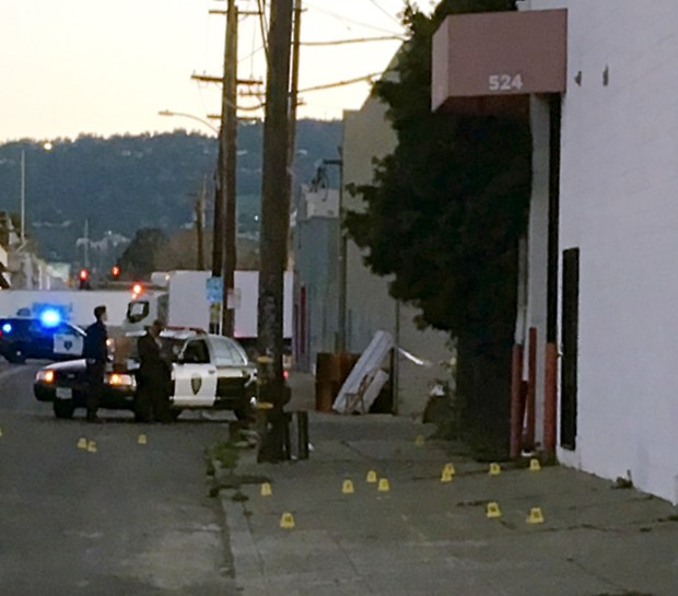 School Shooting Last Week: Oakland: Two Killed In Separate Shootings