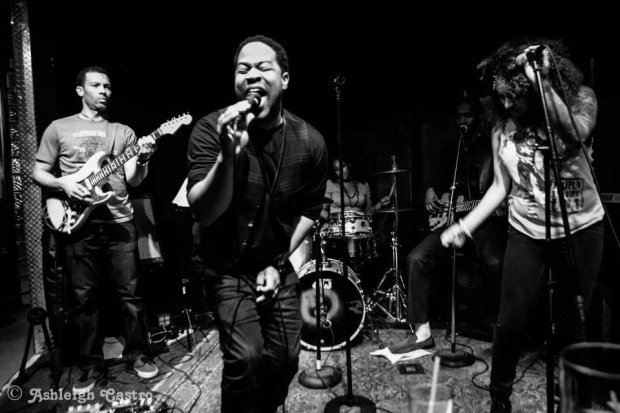 Soul Mechanix, an Oakland-based soul and funk cover band, will be performing at College of Alameda's SoulFest on Feb. 22. (Courtesy of Ashleigh Castro)