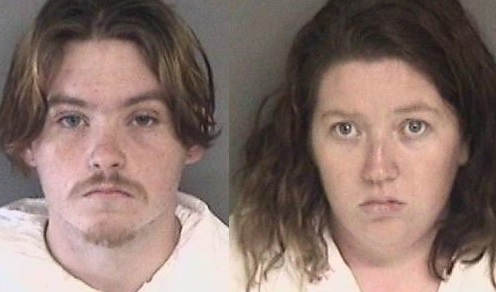 Daniel Gross, Age 19, and-Melissa Leonardo, Age 25, both of Modesto, are suspects in the slaying of Lizette Cuesta.