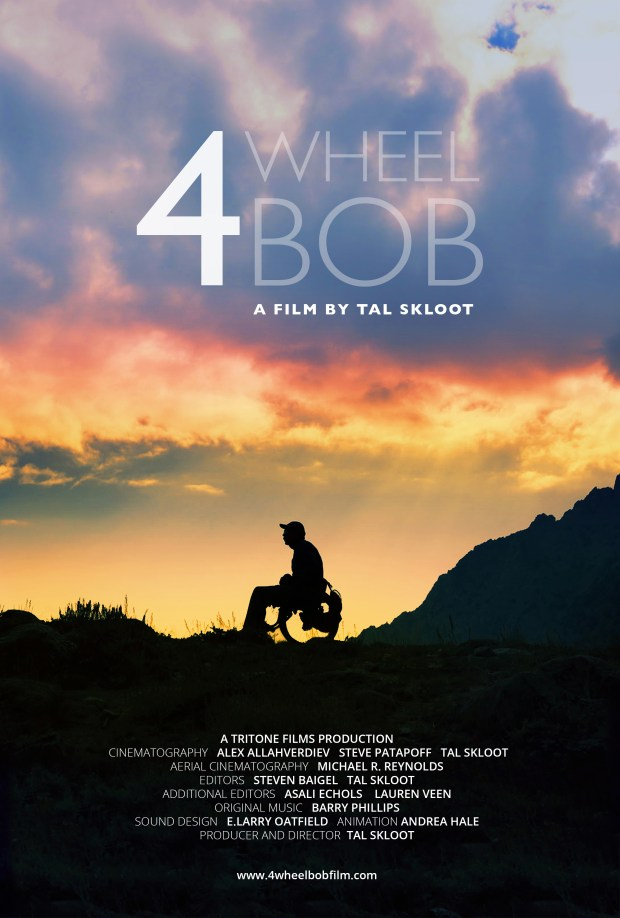 "The film ""4 Wheel Bob"" will air on local PBS stations and nationwide, and features Livermore City Councilman Bob Coomber."