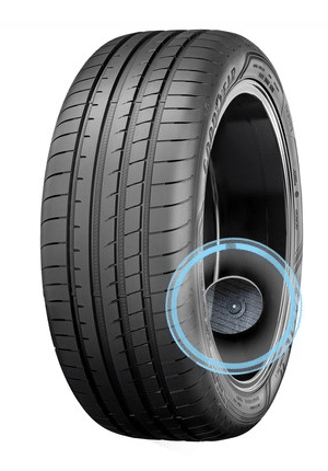 Goodyear Connected Tire