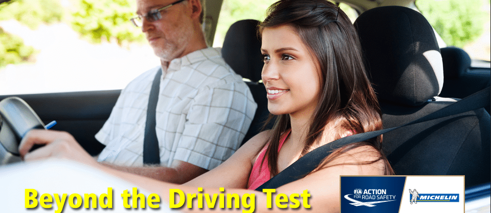 Michelin Driving Test