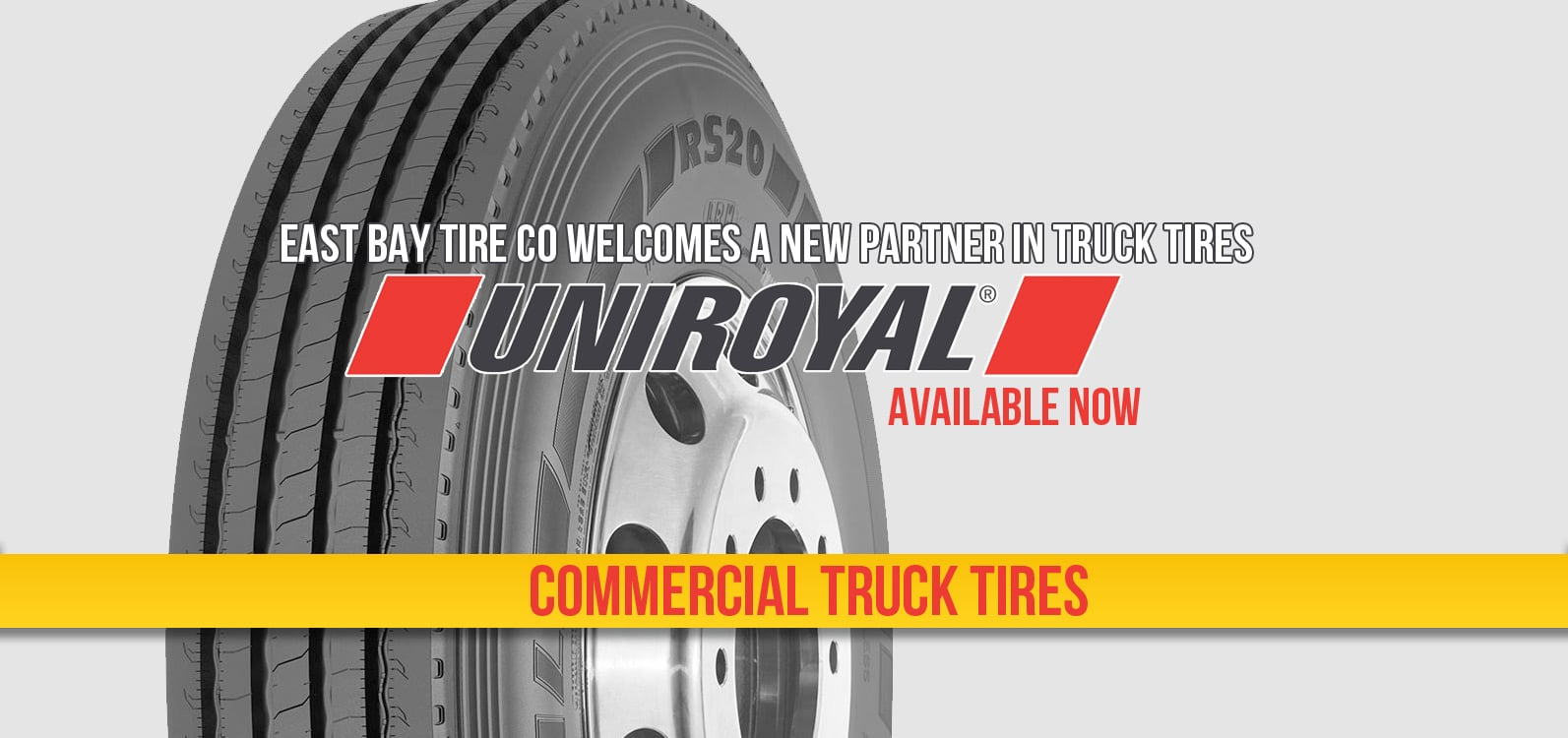East Bay Tire >> East Bay Tire Welcomes Uniroyal East Bay Tire Co