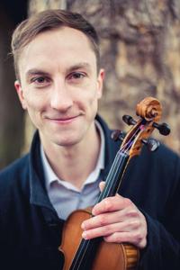 Carl Bradford Eastbourne Violin Teacher