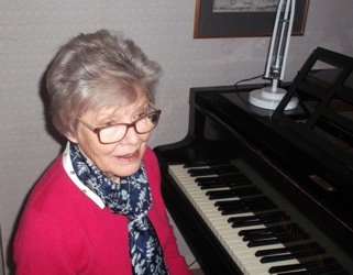 Jane Mansergh Eastbourne Piano Teacher