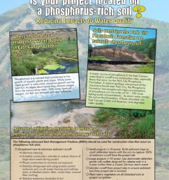 flyer is your project located on a phosphorus rich soil  [ 900 x 1157 Pixel ]
