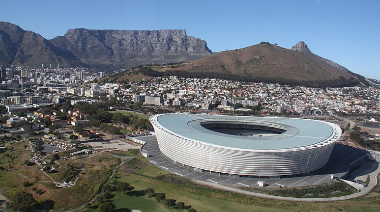 Cape Town Green Point Stadium