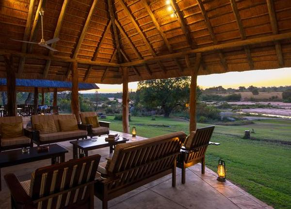 Inyati Game Lodge Sunset